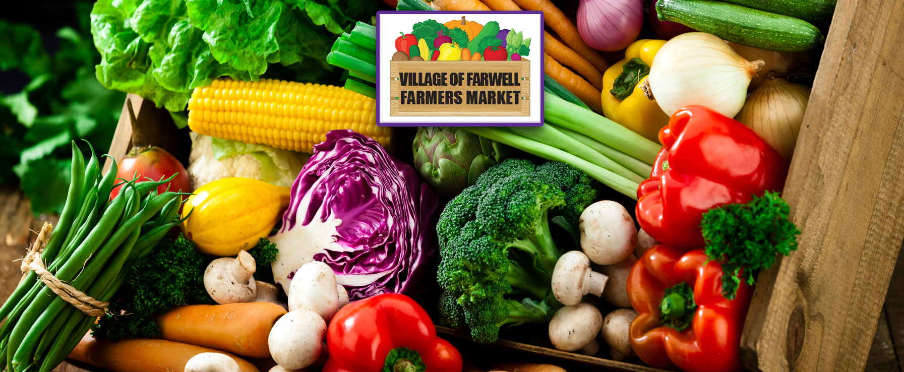 Welcome to Farwell Farmers' Market